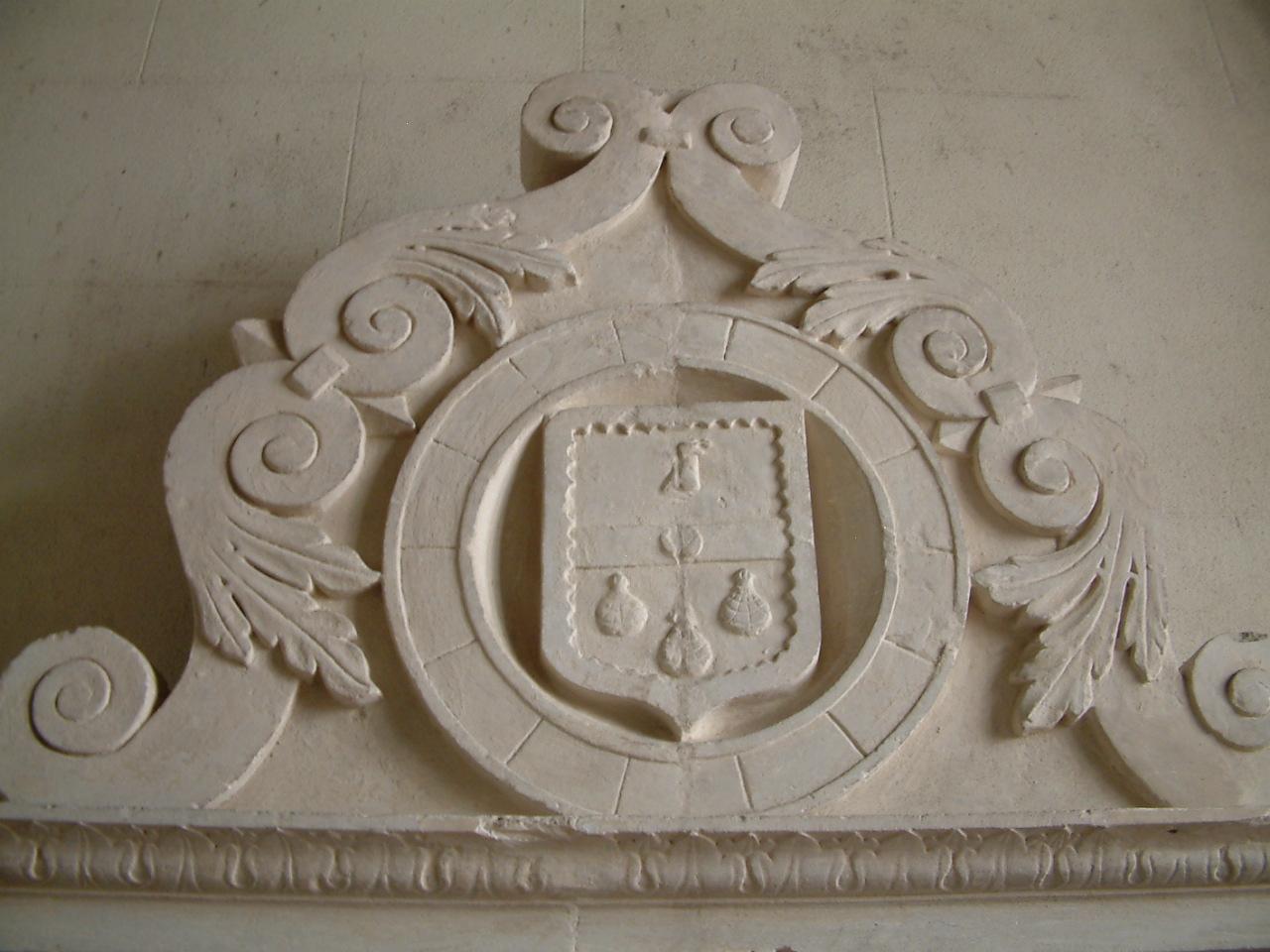 Warham Crest